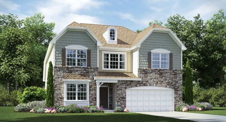 Heywood Plan Charlotte North Carolina 28273 Heywood