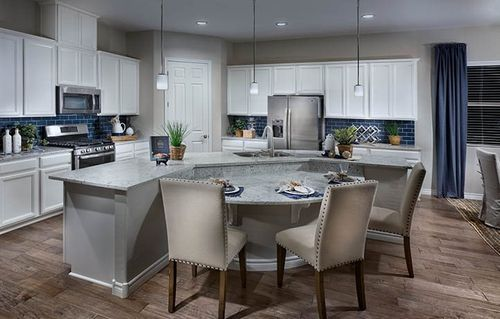 Kitchen-in-Residence Five-at-Heritage at Cadence - Chorus-in-Henderson