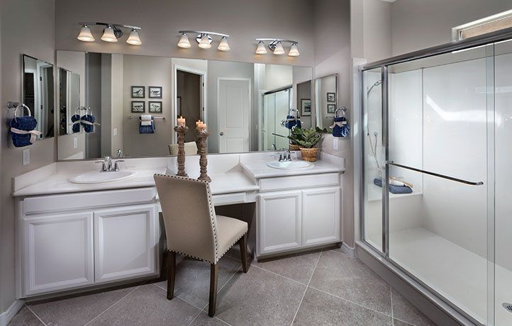 Bathroom-in-Residence Five-at-Heritage at Cadence - Chorus-in-Henderson