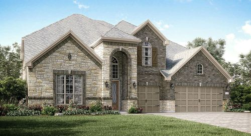 Wildwood At Northpointe Provence And Wentworth Collections By Village Builders In Houston Texas