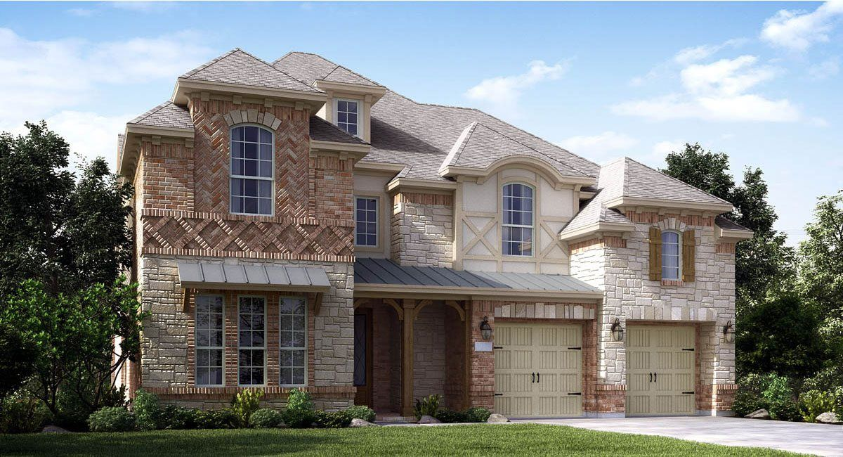 More Communities By Village Builders Lakes At Creekside Heartland And Wentworth Collections