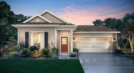 Ellingsworth Savannah Series In Clovis Ca New Homes