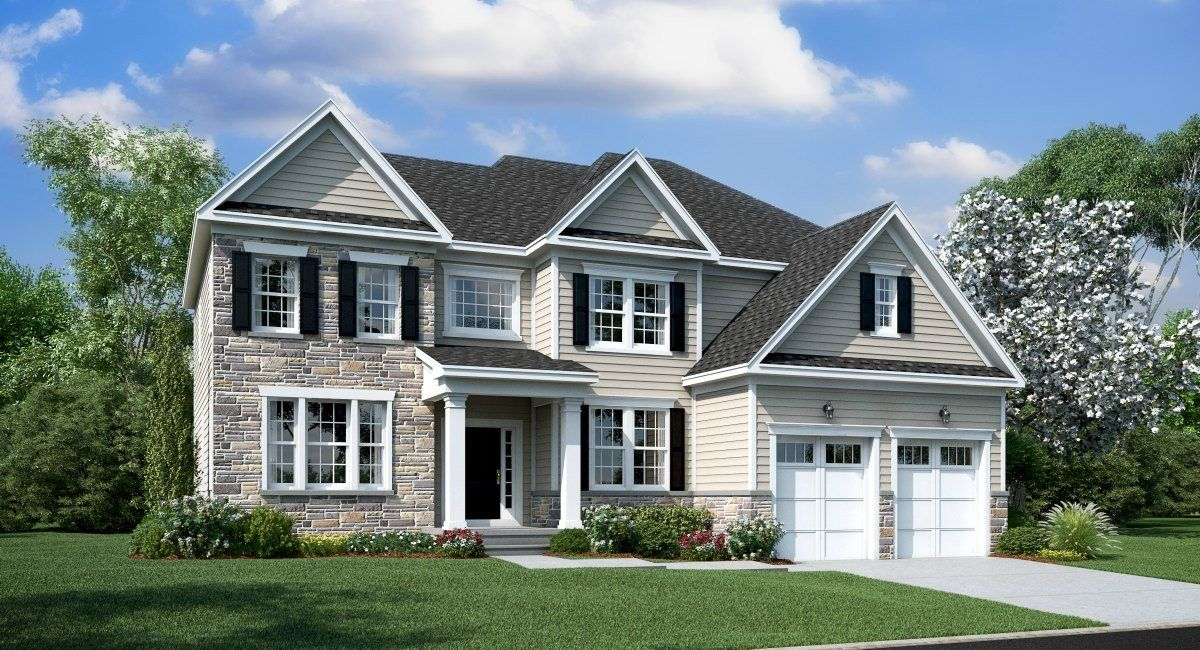 Byers Station Single Homes In Chester Springs Pa New