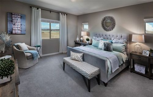 Bedroom-in-Residence Four Next Gen-at-Avondale-in-Henderson