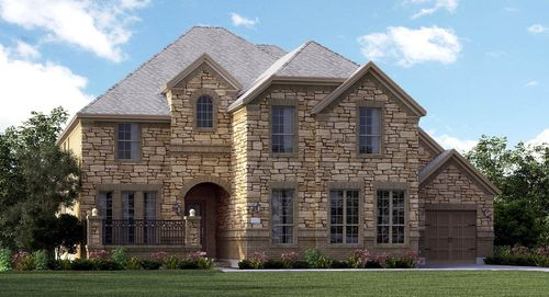 Reserve At Clear Lake City Kingston Collection By Village Builders In Houston Texas