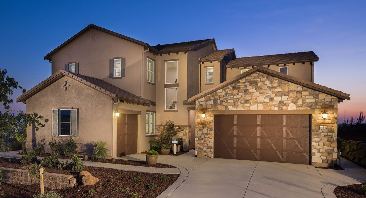 Sacramento Communities With Deals Incentives S Newhomesource