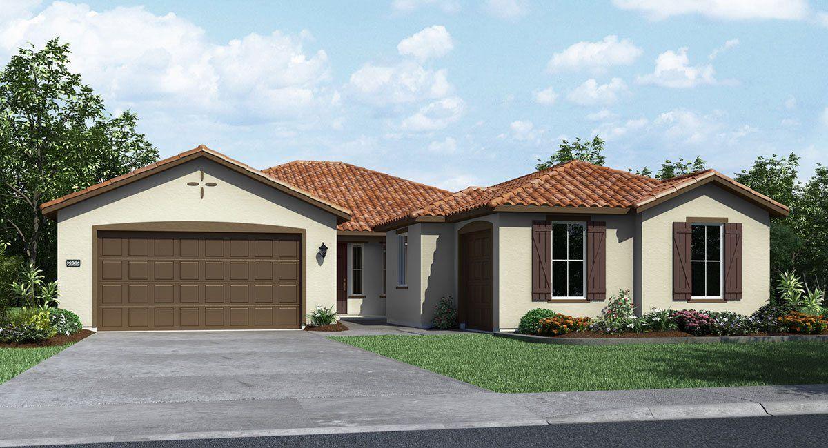 Carrington At Westpark In Roseville CA New Homes Floor Plans