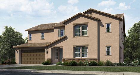 Ridgefield At Westpark In Roseville Ca New Homes Amp Floor