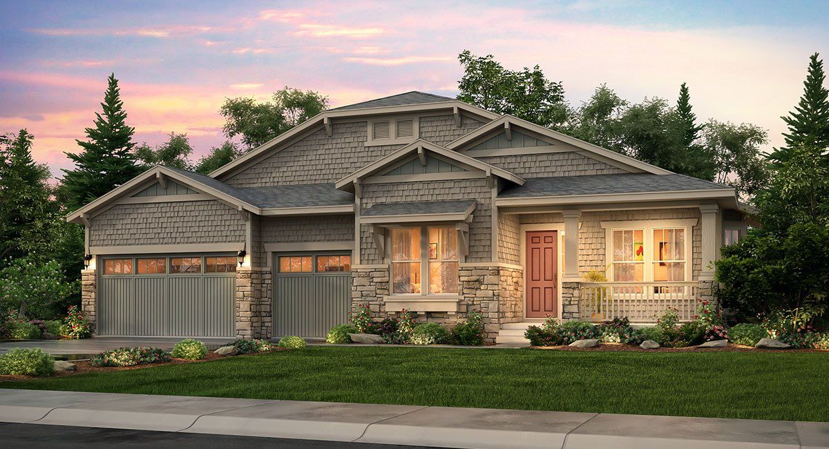 New Construction Homes & Plans in Denver, CO | 3,557 Homes