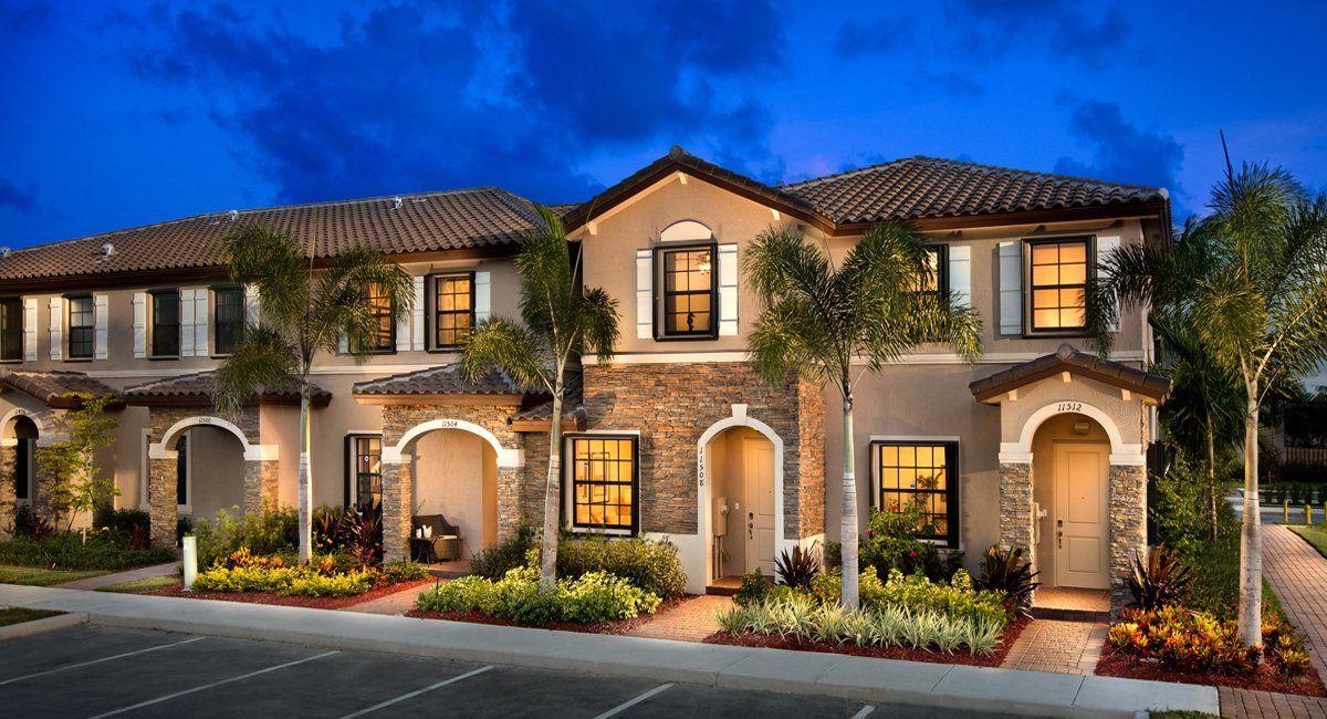 New Villas Gated Comunty In Orlando