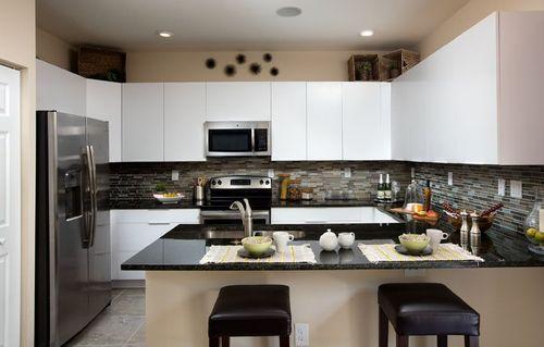 Kitchen-in-Positano-at-Artesa - Villas-in-Homestead