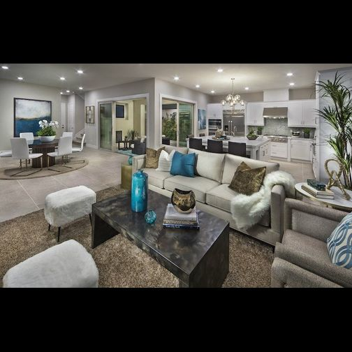 Easy Access Open Concept Living Space