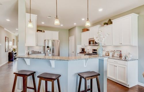 Kitchen-in-Granville-at-Parkmont Enclave-in-Mooresville