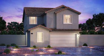Rose Ridge Magnolia Series In Henderson Nv New Homes