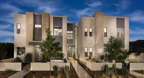 Great Park Neighborhoods Lanterns At Parasol By Lennar In Orange County California