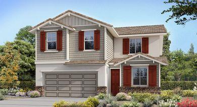 New Homes In Oxnard At Vineyard And Ventura