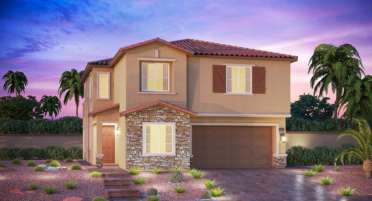 New homes in north las vegas nv newhomesource for Las vegas home source