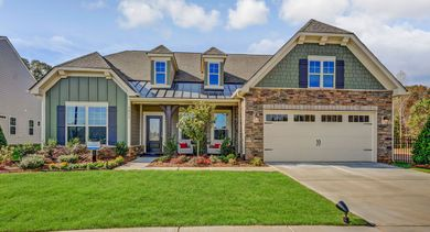 Fairview - Summerhouse at Paddlers Cove - Summit: Lake Wylie, North Carolina - Lennar