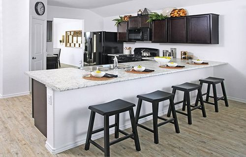 Kitchen-in-Abby-at-The Parc at Escondido-in-Converse