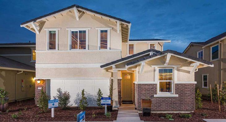 The Dahlia Model Home
