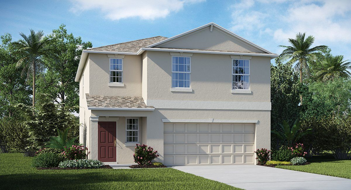 New Homes In Sun City Center FL