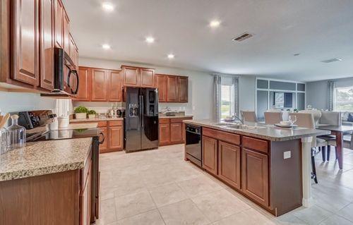 Kitchen-in-Raleigh 2017-at-Ayersworth - Stoneridge Estates-in-Wimauma