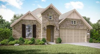 Tavola Brookstone Collection In New Caney Tx New Homes