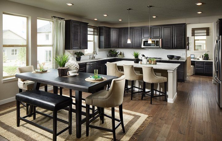 Kitchen-in-Peyton-at-Sierra Ridge - The Grand Collection-in-Parker
