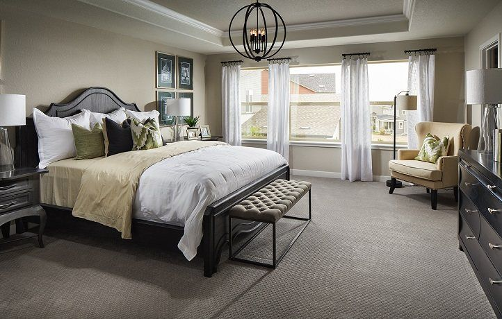 Bedroom-in-Peyton-at-Sierra Ridge - The Grand Collection-in-Parker