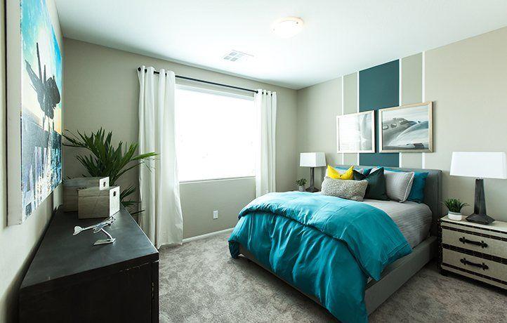Bedroom-in-Dylan-at-Davyn Ridge-in-North Las Vegas