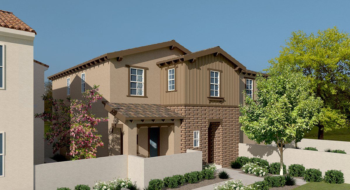 The preserve autumn field in chino ca new homes floor plans by lennar