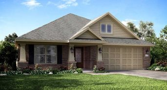 Newport Brookstone Collection In Crosby Tx New Homes