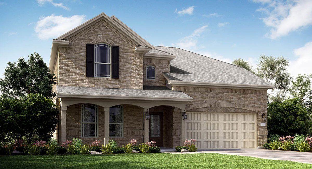 New Homes Crosby Tx