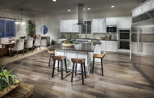 Kitchen-in-Overton-at-Cameron Pointe-in-Las Vegas