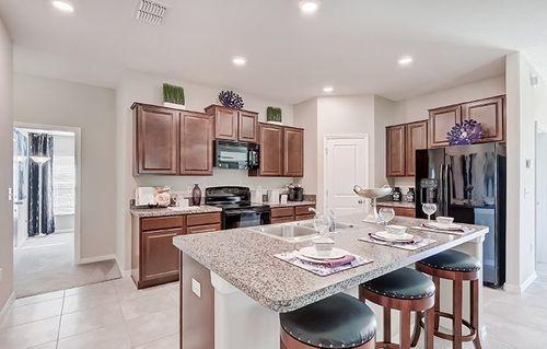 Kitchen-in-Harrisburg-at-Vista Palms - Vista Palms Estates-in-Wimauma