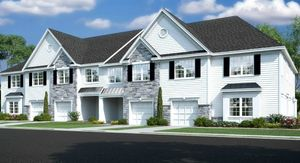 homes in Monroe Parke - The Townes at Monroe Parke by Lennar