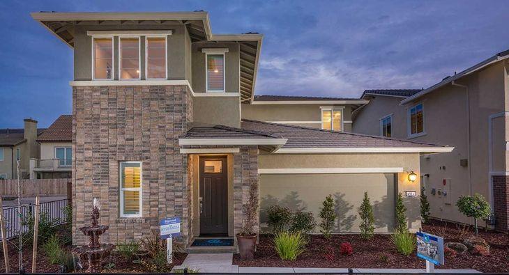 The Hydrangea Model Home