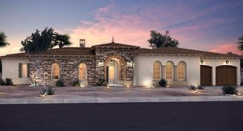 Griffin Ranch Prestige In La Quinta Ca New Homes By