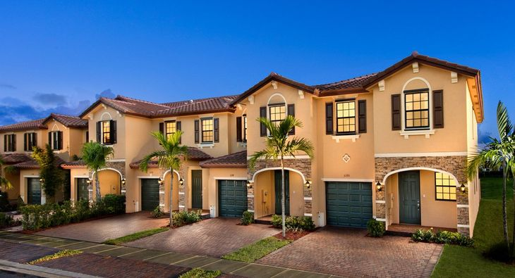 Mediterranean-style Townhomes