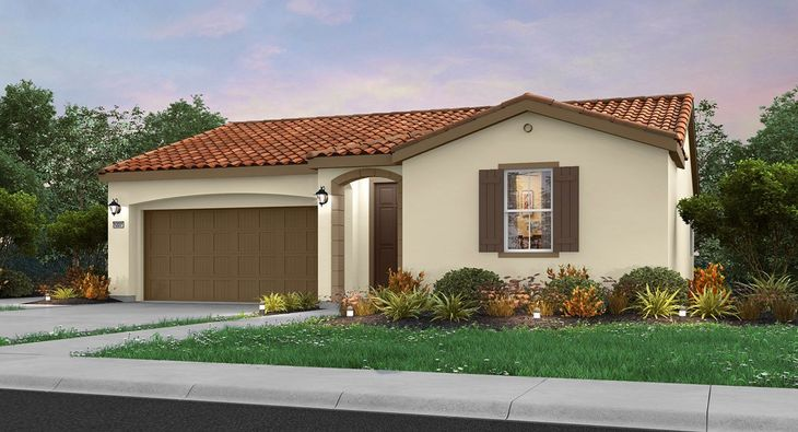 Residence 1227 | Elevation A