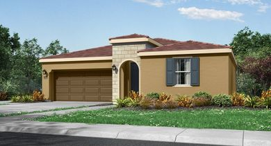 Residence 1227 Reflections At Heritage El Dorado Hills California Under Construction