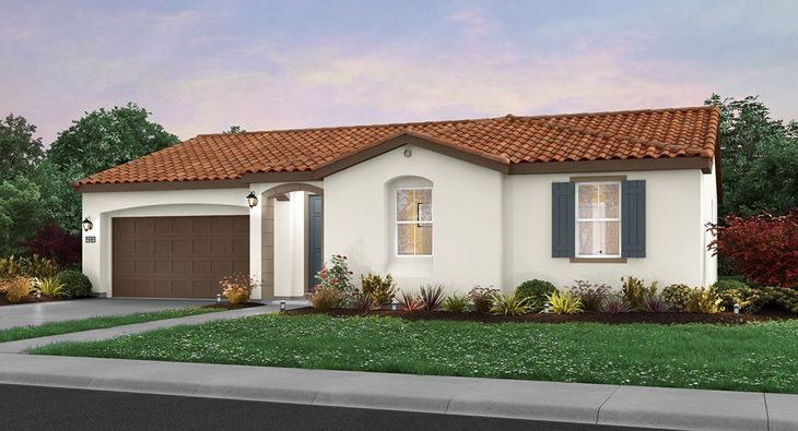 Residence 1650 | Elevation A