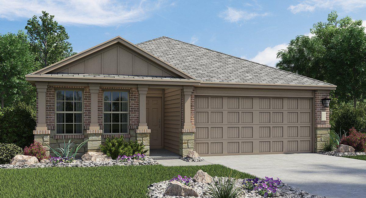 4abf5d7905d6 Parc At Escondido New Homes for Sale in San Antonio