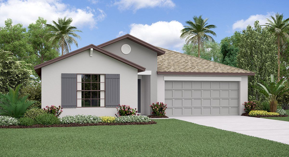 New Construction Homes In Ruskin Fl