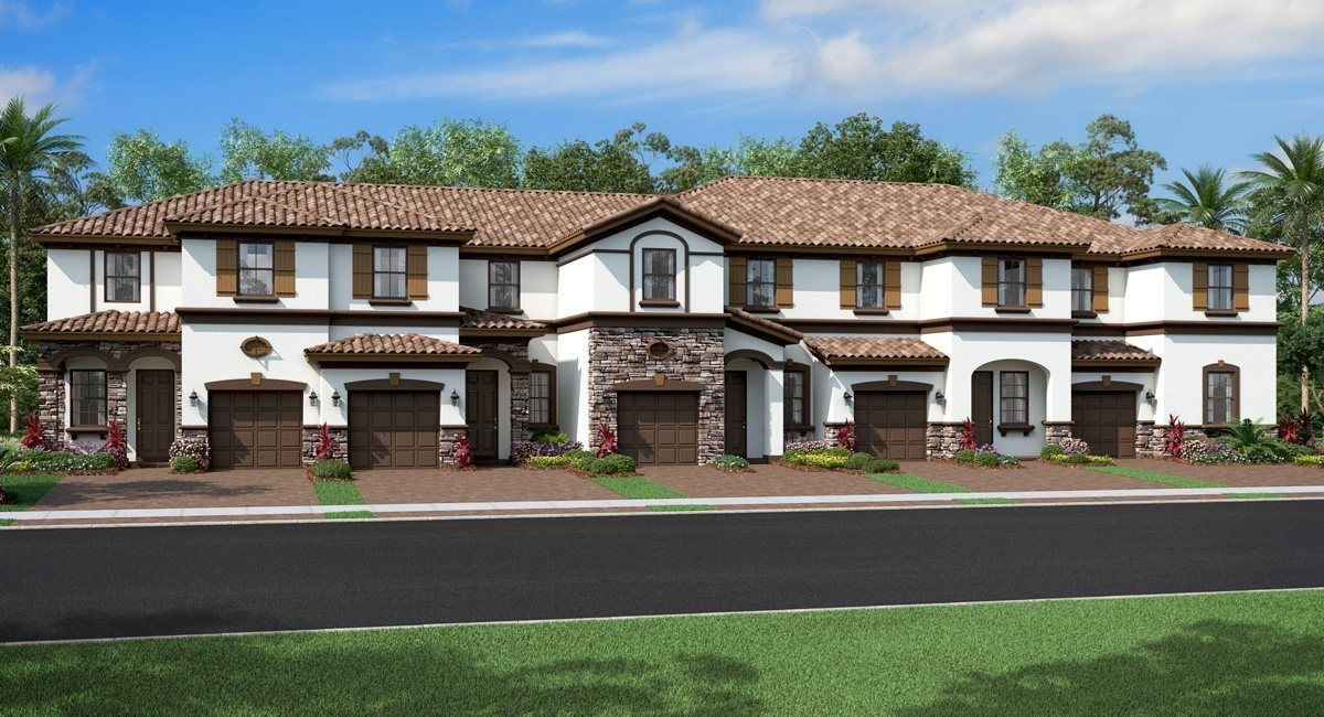 Magnolia Trails In Davie Fl New Homes Amp Floor Plans By