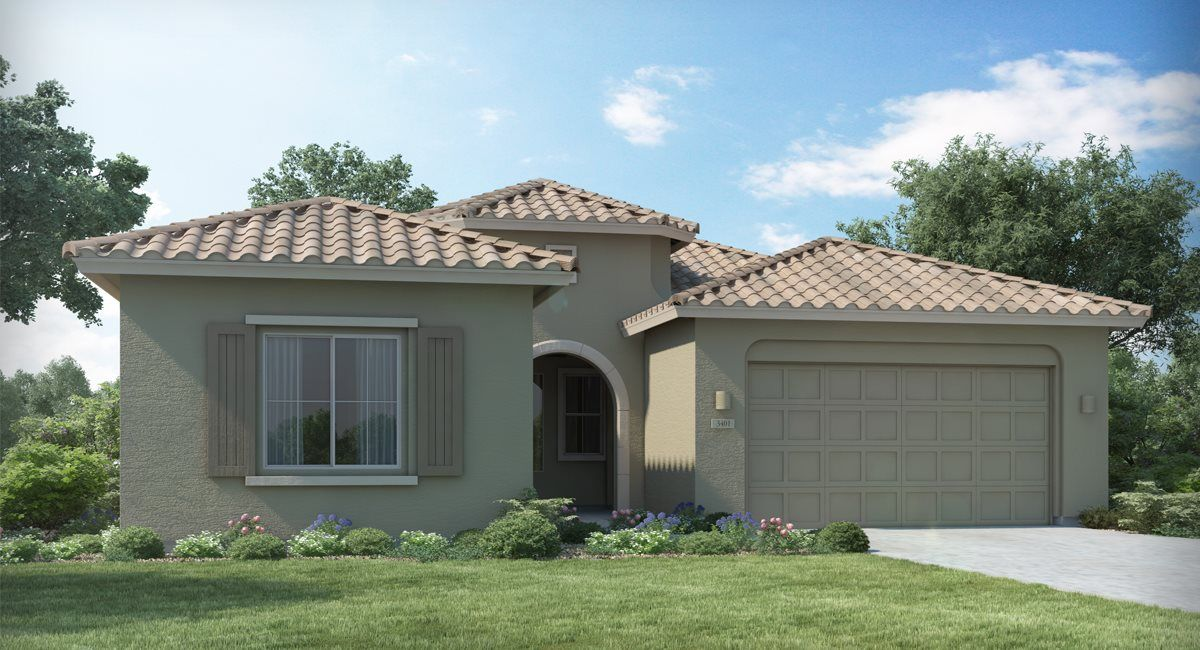 Millennium Plan 4581 Plan Surprise Arizona 85387