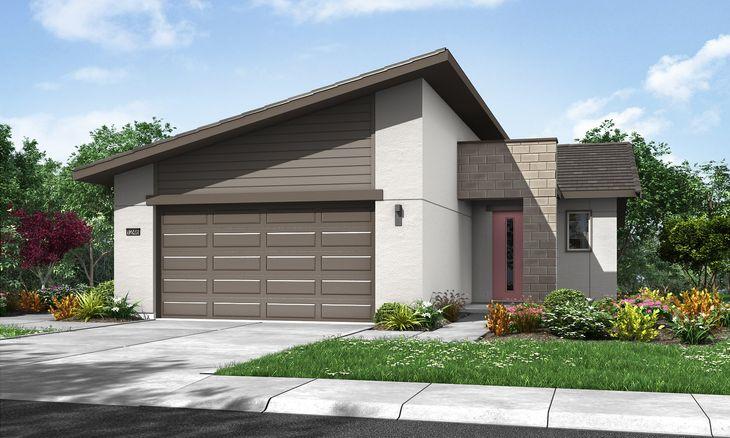 Residence 1246 | Elevation F