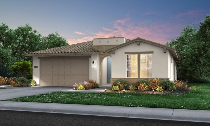 Residence 2309 | Elevation A