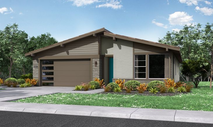 Residence 2309 | Elevation E
