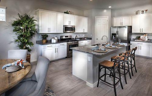 Kitchen-in-Millennium Plan 4581-at-Asante - Horizon-in-Surprise
